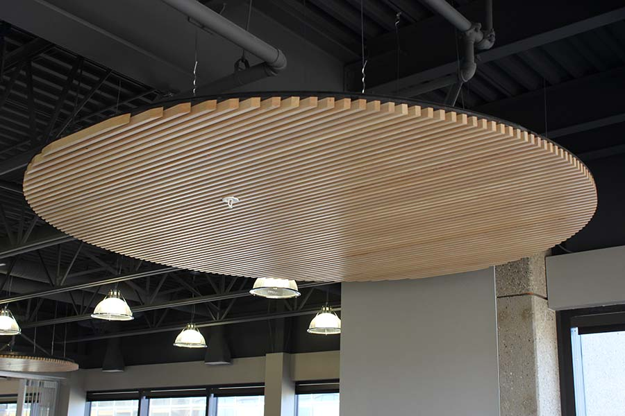 Interior Gt Ceiling Gt Wood Sound Rite Acoustical