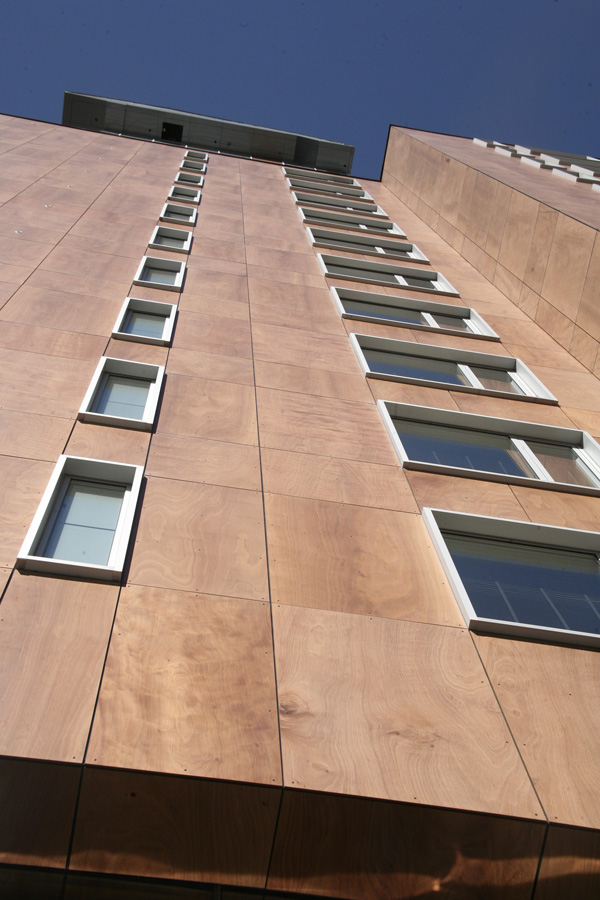 Exterior Cladding Product : Exterior gt cladding wood sound rite acoustical