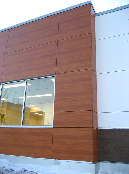 Exterior Gt Cladding Gt High Pressure Laminate Sound